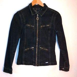 Point zéro jeans jacket size 4